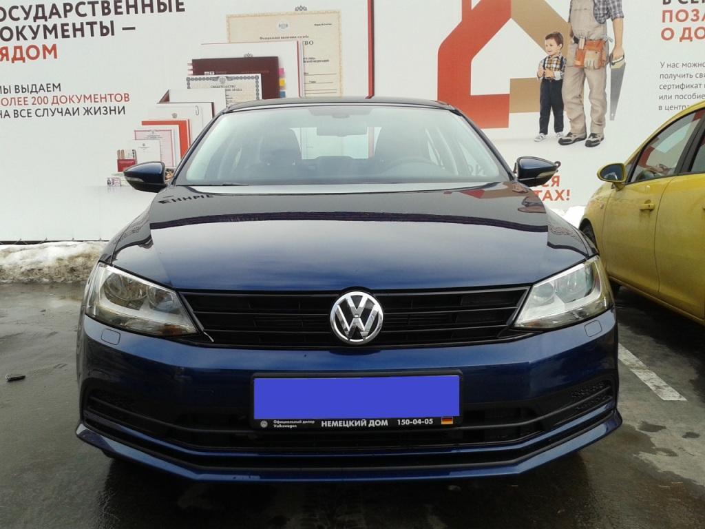 """VW Jetta """"Blue Storm"""" 2016 1.6 л 110 лс"""