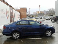 Blue Storm - редкий цвет для VW Jetta.