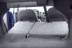 Багажник в 510 л - это на 72 л больше, чем у Мазда 6 3* и на 82 л больше, чем у Мондео 5*