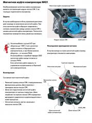 магнитная мута турбокомпрессора