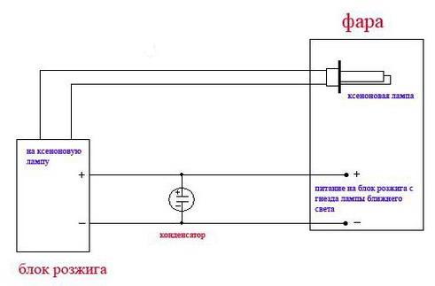 схема подключения ксенона.jpg