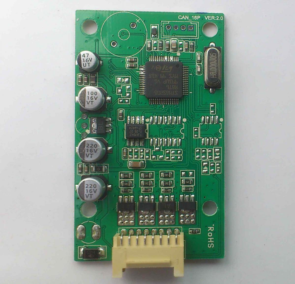 Адаптер K-LINE своими руками из USB дата-кабеля от телефона 83