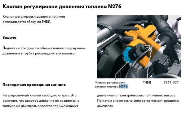 N276 Клапан регулировки давления топлива.PNG